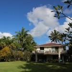 Unser Haus in Hanalei
